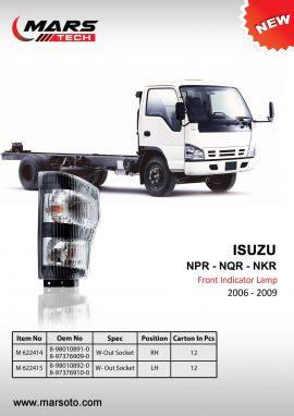 ISUZU NPR-NQR-NKR 2006-2009 FRONT INDICATOR LAMP